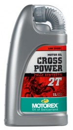 CROSS POWER 2T - MOTOREX