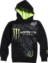 MOLETOM FOX RICKY CARMICHAEL - MONSTER