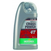CROSS POWER 4T 10W50 - MOTOREX