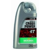 CROSS POWER 10W/60 - MOTOREX